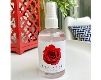 One Rose Natural Face & Skin Toner - 4oz