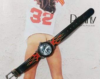 Lucky Flame Watch
