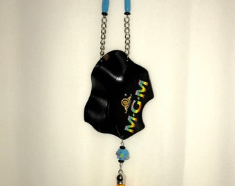 Vinyl Record Necklace - MGM Records