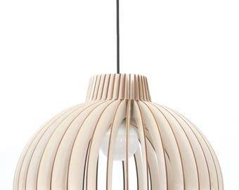 Cassela Tuma pendant light D 50 cm white-eek A + +