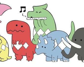 Power Rangers Dino Cuties
