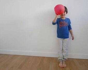 New! KIDS TROUSERS - PDF e pattern - Kids Sweatpants - 5Y