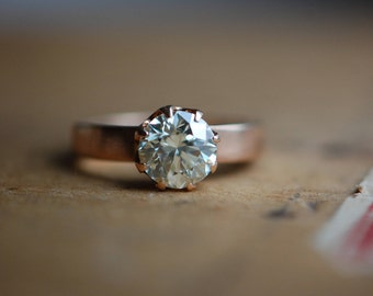 fine antique engagement rings and vintage by jeanjeanvintage