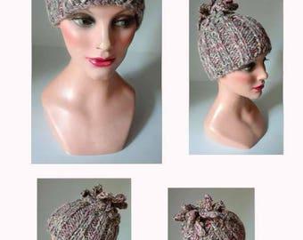 child hat, winter Hat ski women Hat wool winter hat, Mütze, women Cape