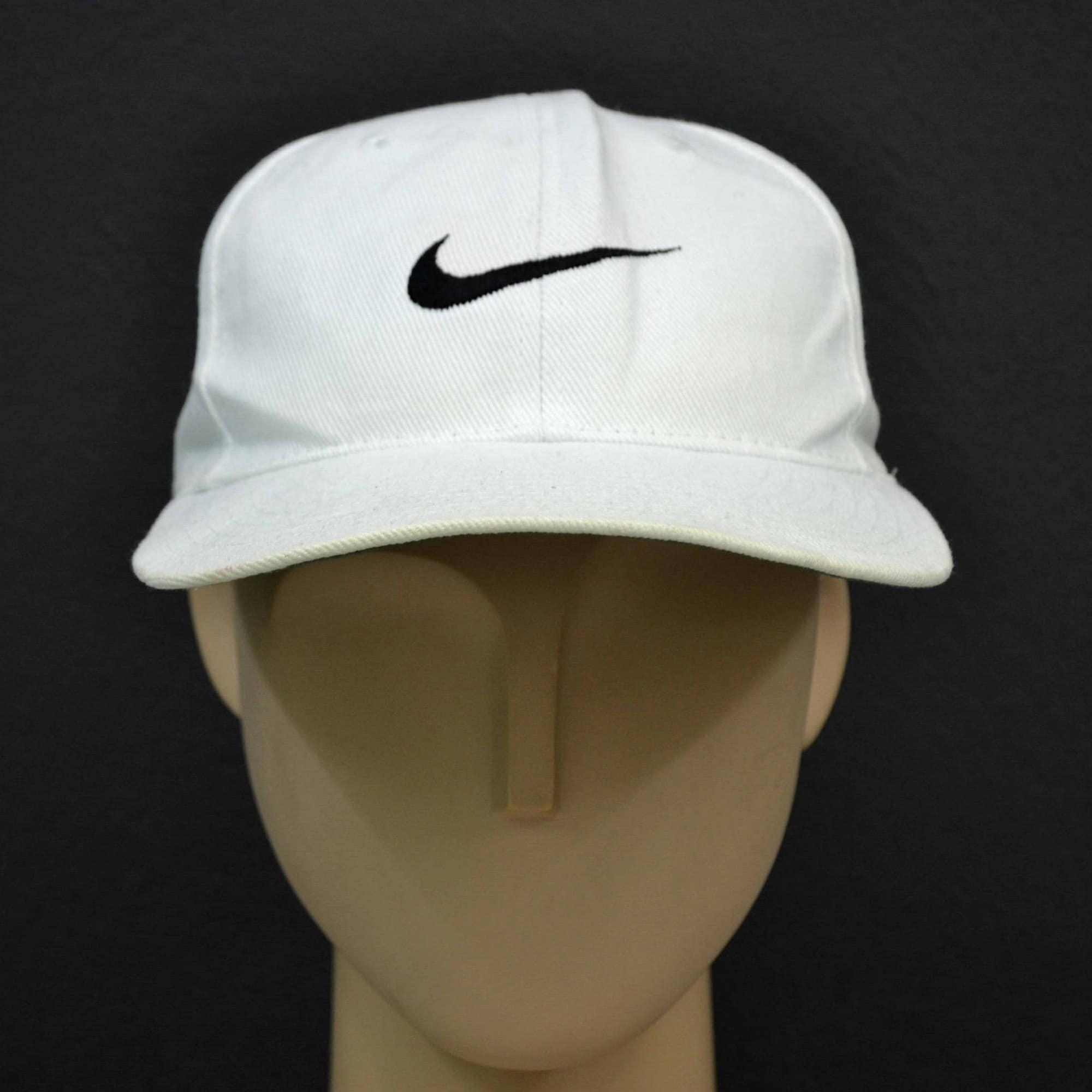 0c71970adbe ... greece nike hat vintage nike baseball cap 90s nike snapback 6 panel one  size fits all