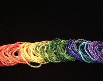 Handmade Stacking Bracelets