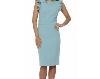 Mint cocktail dress | Etsy