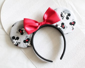 Mickey and Minnie Mouse Icons Mouse Ears, Mickey and Minnie Mouse Icons Mouse Ears, Mouse Ears, Minnie Mouse Ears