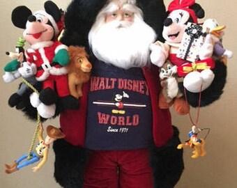 Santa Disney Character Santa