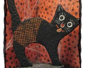 Halloween Smarty Pants Cat