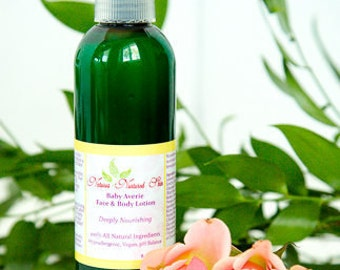 NEW! Natural Baby Lotion, Baby Moisturizer, Baby Cream