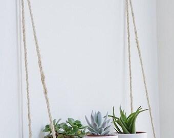 TriBeCa Pot Shelf / Potted Shelf