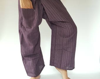 TC0020 Thai fisherman/Yoga are pants Free-size: Will fit men or woman