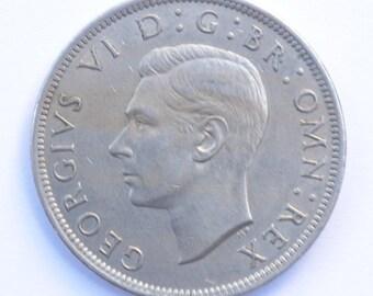 Great Britain- Half crown 1948- Coin- Numismatique - Collection