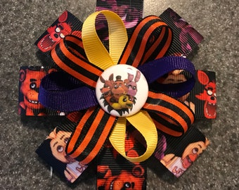 Five Nights at Freddy's - FNAF - Hair Bow or Headband - 2 sizes