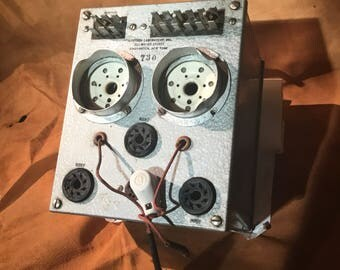 Early McIntosh component ~ Amplifier? ~ Late 1940s, or early 1950s