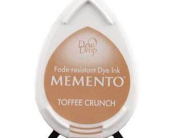 toffee crunch memento ink