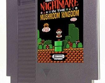 Mario in : Nightmare in the Mushroom Kingdom