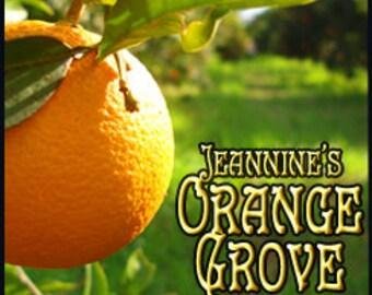 Jeannine's Orange Grove - Private Edition - Concentrated Perfume Oil - Love Potion Magickal Perfumerie