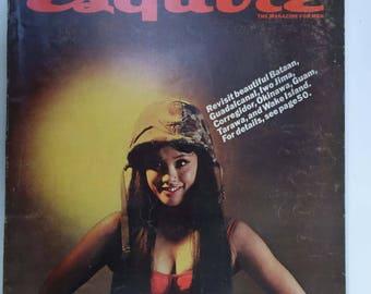 August 1969 Esquire magazine