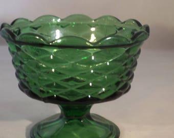 Emerald green compote
