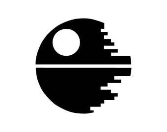 Death Star Star Wars Decal