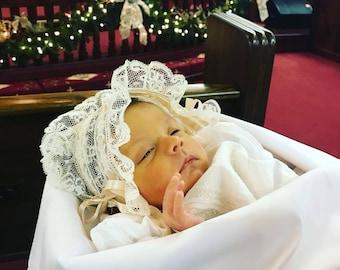 Heirloom Christening/Blessing/Baptism Gown