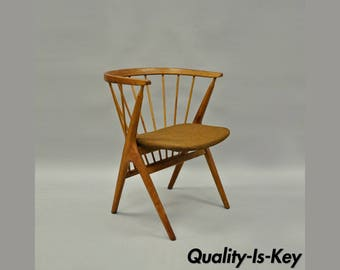antique spindle back dining chairs. george tanier mid century danish modern spindle back dining desk chair vintage antique chairs