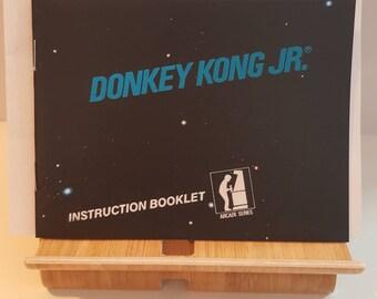 NES Donkey Kong Jr -  Replacement Manual