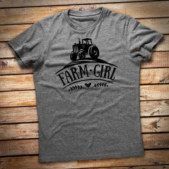 Farm Girl - T-Shirt - Super Soft