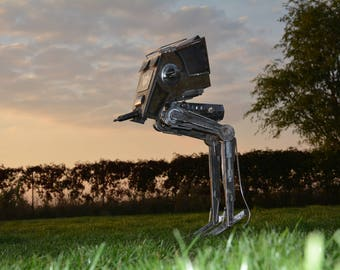 Metal Art Star  Wars AT-ST Walker 3ft - 90 cm Handmade