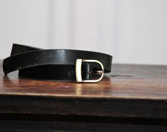 Belt in Black