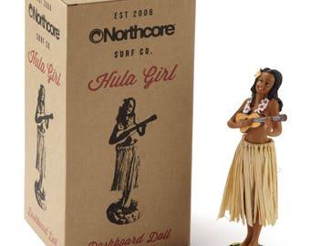 Northcore Hawaiian Hula Dashboard Doll