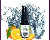 35% Off Organic Vitamin C Serum - Hyaluronic and Ferulic Acid - Natural Skin Care - Vitamin E - Organic Skin Care - Anti Aging Serum - Face
