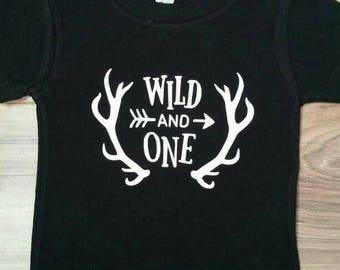 Wild and One Shirt | Wild One Shirt | Wild One Birthday Boy | Wild One Birthday | Wild One | Wild One Onesie | Wild and One Birthday |