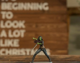 Big Sale!! Gamora from Guardians of the Galaxy