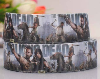 Walking dead Ribbon (1 m) 22mm