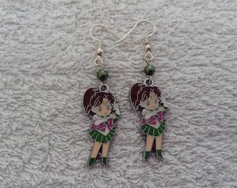 Sailor jupiter earring