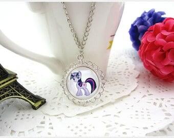 My little pony necklace