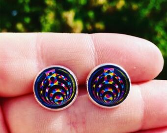 Bassnectar Stud Earrings