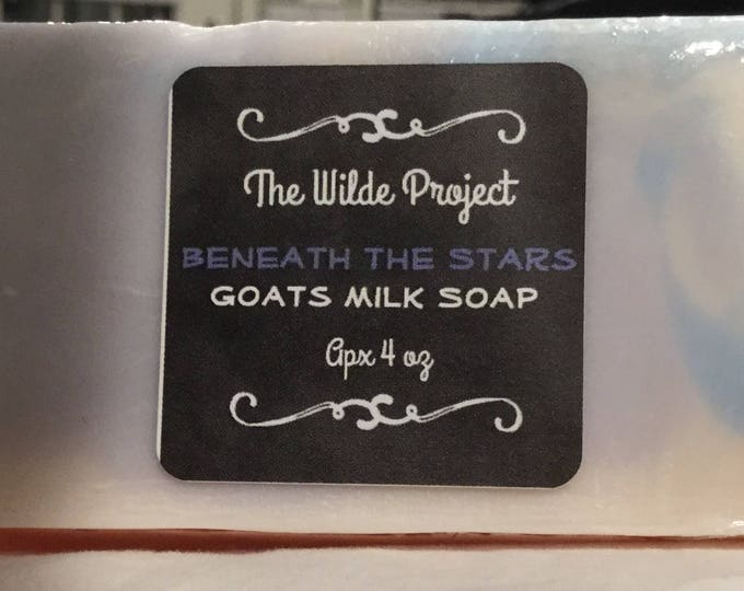 Beneath the Stars Goats Milk Soap