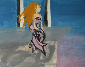 Original Art Painting Customized Art Personalized Fine Art Original Painting Art Wall Original Modern Art Abstract Modern Art Fine Gift Art