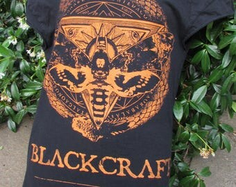 Blackcraft Don't Pray For Us Tshirt Size Small S