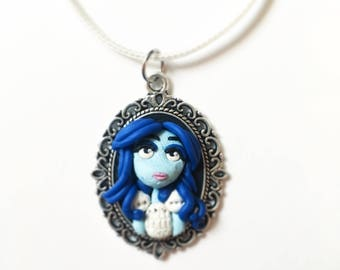 Emily Necklace (the bride corpse)