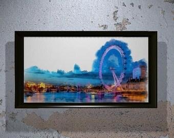 The London Eye, original