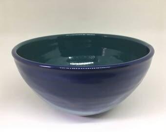 Ceramic Bowl / Handmade Pottery