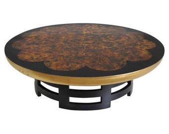 Muller and Barringer for Kittinger 'Lotus' Coffee Table