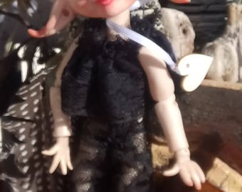 OOAK BJD Art Doll Fairy Elv Urmel