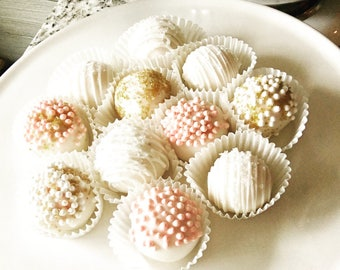 Melt-in-your-mouth Cake Truffles