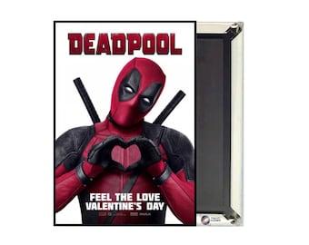 Deadpool Valentine Magnet